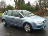 Ford Focus 1.6 2006 LX