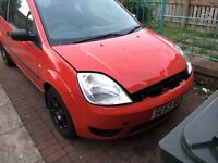 2003 Ford Fiesta runabout