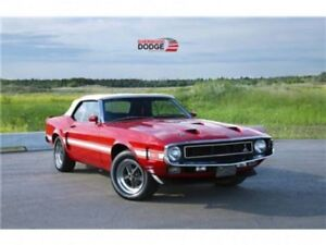 1969 Ford Mustang GT 350   Re-Creation
