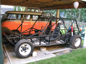 VW Sandrail with Ford 4cyl engine