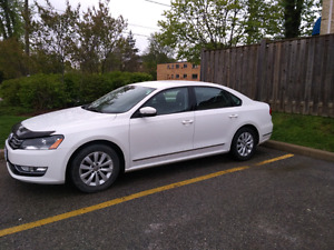 2013 Passat TDI with low km
