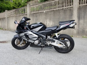 Summer fun! 2004 Honda CBR600RR