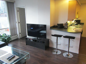 2 Bd 1 Bath Yaletown Condo for rent