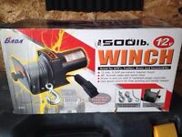 1500 lb Winch for Sale