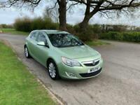 2011 Vauxhall Astra 2.0 CDTi 16V Elite 5dr HATCHBACK Diesel Manual