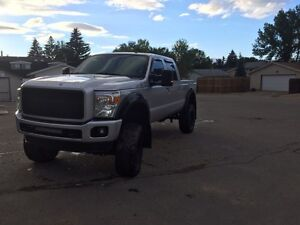LIFTED!! 2011 Ford F-350 Lariet