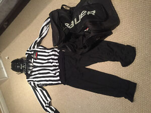 Referee clothing
