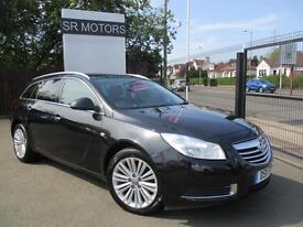 2011 Vaux/l Insignia 2.0CDTi 16v ( 160ps ) ( Nav ) auto SE(history,warranty)