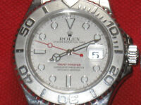 MONTRE ROLEX YACHTMASTER ROLEX AUTOMATIC WATCH