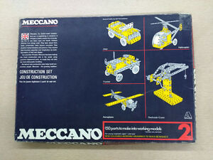 Meccano Jeu de construction