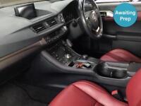 2014 LEXUS CT 200h 1.8 F Sport 5dr CVT Auto
