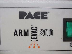 PACE Fume Extractor Arm- Evac 200 & Silencer Cart filter Kitchener / Waterloo Kitchener Area image 2
