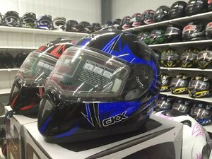 Snowmobile helmets on sale now!