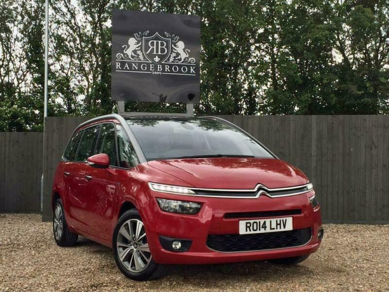 2014 14 CITROEN C4 GRAND PICASSO 1 6 E-HDI AIRDREAM EXCLUSIVE 5DR 7 SEATS  DIESE   in Nuneaton, Warwickshire   Gumtree