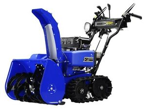 2014 Yamaha Power YT624EDJ SNOWBLOWER Regina Regina Area image 1