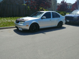 TRADE big turbo 1.8t jetta