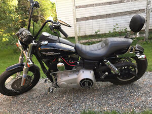 2009 Harley Davidson Dyna Street Bob
