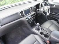 2017 Kia Sportage 1.7 CRDi 4 Manual SUV