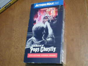Action Max video game - The Rescue of Pops Ghostly