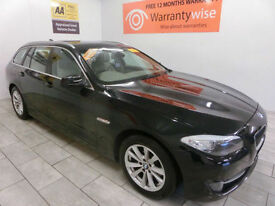 2011 BMW 520 2.0TD auto d Touring ***BUY FOR ONY £48 PER WEEK***