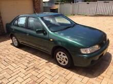 1998 Nissan Pulsar Sedan Nelson Bay Port Stephens Area Preview