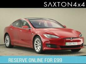 image for 2017 Tesla Model S 75 Auto 5dr Hatchback Electric Automatic