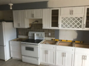 Kitchen Cabinets (416)901-6093