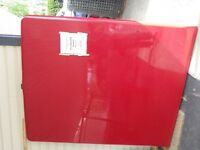 Red Tonneau Cover