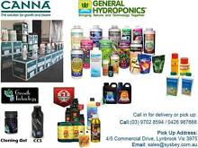 New Arrive Nutrient Chemical Fertilizer General Hydroponics CANNA Lynbrook Casey Area Preview