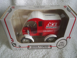 Collectable Antique – Ace Hardware Die Cast 1905 Ford Sarnia Sarnia Area image 8