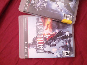 Popular Playstation 3 games / accessories