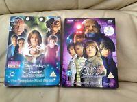 Sarah Jane boxsets