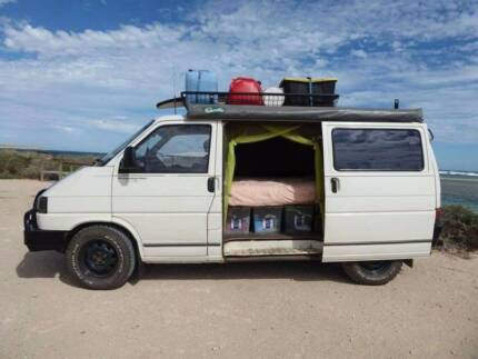 CAMPERVAN VW T4 SYNCRO 4WD