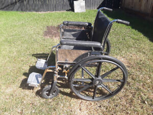 Used wheelchair...