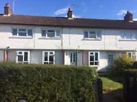 Large 2 bed house with large garden 🌸🌸