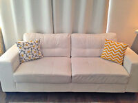 Sofa & Loveseat - Divan & Causeuse - VERY GOOD Condition!