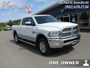 2015 Ram 2500 Laramie  - one owner - trade-in