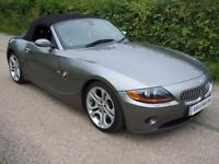 2003 53 BMW Z4 3.0 auto Roadster , Lovely Example . Summer Fun ... Only 67k