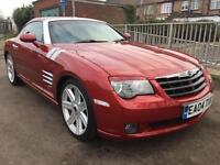 2004 Chrysler Crossfire 3.2 SPORT, EXTREMELY CLEAN, LOW MILES ONLY 25,000 MILES,