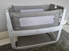 Snuzpod 3 baby sleep cot