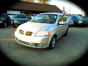 2008 Pontiac Wave , AUTOMATIC,MOONROOF & AC. ****LOW KM****