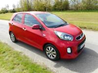 2016 66 KIA PICANTO 1.0 SE ISG, ONLY 10K MILES, 1 OWNER, FSH, 5 DOOR, IMMACULATE