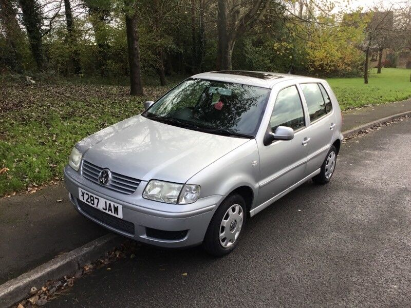 2001 Volkswagen Polo 1.4 Automatic-12 months mot-2 owners-great value little auto