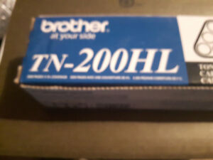 HP  - BROTHER TONER - 3 FOR 1 - NEVER OPENED