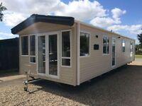 Static Caravan Nr Clacton-On-Sea Essex 2 Bedrooms 6 Berth ABI Sunningdale 2015