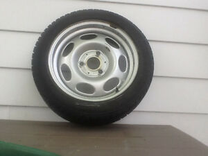 Smart Car Winter Tires with Rims