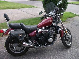 1985 Yamaha Maxim 750