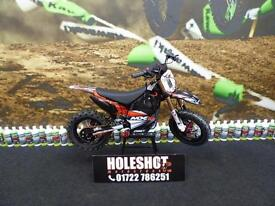 OSET MX-10 Electric Motocross bike Finance available