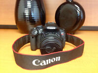 Canon EOS Rebel T4i DSLR Touch Screen 18.0MP