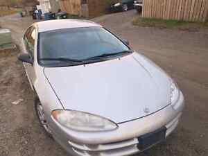 2002 Chrysler Intrepid